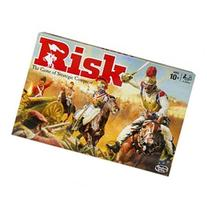 Hasbro Gaming Risk The Game of Strategic Conquest Classic