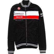 Castelli Garmin Track Jacket - Men's Black, XL - Men's