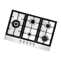 Ancona Natural Gas Cooktop, 34 inch