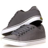 DVS Men's Gavin CT Skate Shoe,Grey Canvas,8 M US
