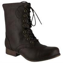Madden Girl Women's Gavinn Boot, Brown Paris,8