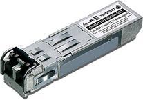 TRENDnet Gigabit SFP module, Single-Mode, Mini-GBIC, Up to