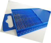 GC - 20pc HSS Mini Micro Twist Drill Bit Set Wire Gauge