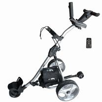 Spin It Golf Products GC1R-Slv Remote Controlled Electric