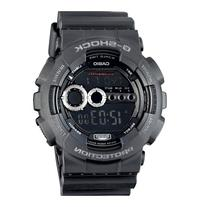 Casio Men's GD100-1BCR G-Shock X-Large Black Multi-