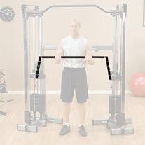 Functional Trainer Press Bar