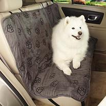 Guardian Gear Pawprint Car Seat Covers - Polyester Car Seat