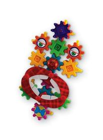 Learning Resources Gears! Gears! Gears! Magnetic Goofy Grins