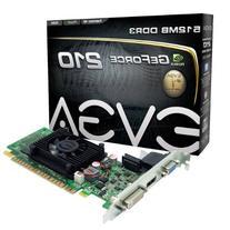 Geforce 210 Pcie 2.0 512mb Ddr3 Dvi Vga Hdmi 520mhz 300w
