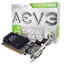 EVGA GeForce GT 610 2048MB DDR3, DVI, VGA and HDMI Graphics