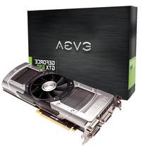 EVGA GeForce GTX690 4096MB 512bit GDDR5, Dual GPU, 2xDVI-I,