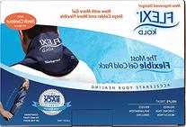 FlexiKold Gel Ice Pack  - One  Reusable Cold Therapy Pack