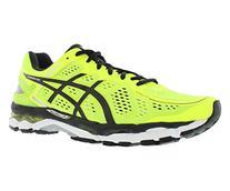 ASICS Men's Gel Kayano 22 Running Shoe, Flash Yellow/Black/