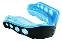 Shock Doctor Gel Max Convertible Mouth Guard, Blue/Black,