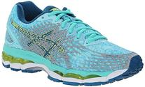 ASICS Women's Gel-nimbus 17 Lite-show Running Shoe, Aqua