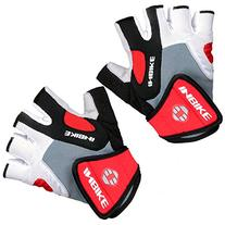 Inbike 5mm Gel Pad Half Finger Cycling Gloves