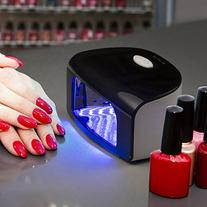 Professional Gel Polish LED Nail Dryer Lamp By Belmint