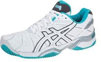Asics - Womens Gel-Resolution 4 Cla Tennis Shoes, Size: 7.5