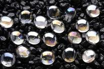 Pen-Plax AG10 90 Bag Gemstones Pearls Decorative Aquarium