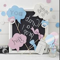 Gender Reveal Party - Baby Shower Decorations