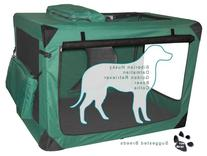 Pet Gear Generation II Deluxe Portable Soft Crate for cats