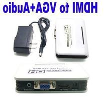SANOXY® Generic PC DVD HDMI to VGA & Audio For HDTV CRT