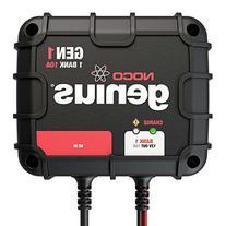 NOCO Genius GEN1 10 Amp 1-Bank Waterproof Smart On-Board