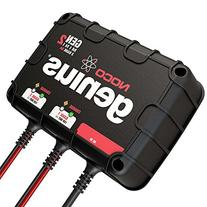 NOCO Genius GENM2 8 Amp 2-Bank Waterproof Smart On-Board