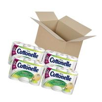 Cottonelle Gentle Care Bath Tissue with Aloe & Vitamin E,