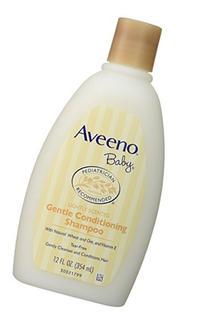 Aveeno Baby Gentle Conditioning Shampoo, 12 Fl. Oz