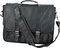 Embassy Genuine Leather Attache Case BCATT