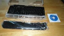 Genuine SK-3205 104 Key Wired USB Keyboard KW240, NY559,