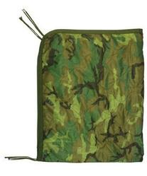 Premium Life Genuine US Military All Weather Poncho Liner Blanket