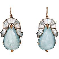 Nak Armstrong Women's Geometric Drop Earrings