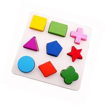 Joylive Kids Baby Geometry Block Puzzle Shape Recognition