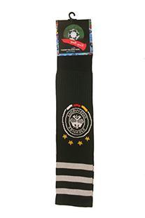 GERMANY DEUTSCHLAND Black 4 Stars World Cup SOCCER Socks ..