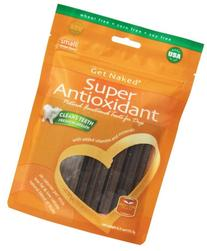 Get Naked Super Antioxidant Dental Chew Sticks for Dogs,