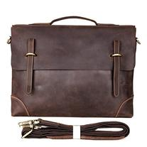 Polare Geunine Italy Leather Messenger Bag Flap Over Tote