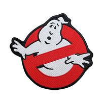 1 X Ghostbuster Movie Embroidered Uniform Logo Patch
