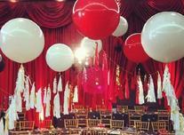 36 Inch Giant Latex Balloon Standard Red  Pkg/3