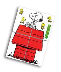 Eureka Giant Character Snoopy and Dog House Bulletin Board