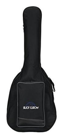Musician's Gear 3/4 Size Acoustic Guitar Gig Bag