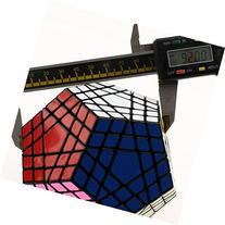 Shengshou Gigaminx Cube Puzzle black
