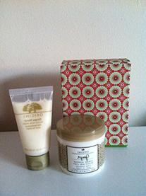 Origins Ginger Treats Gift: Burst Body Wash, Souffle Whipped