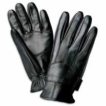 Giovanni Navarre Solid Genuine Leather Driving Gloves Medium
