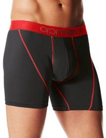 ExOfficio Men's Give-N-Go Sport Mesh 6-Inch Boxer Brief,