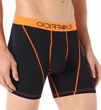ExOfficio Men's Give-N-Go Sport Mesh 6Inch Boxer Brief