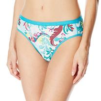 ExOfficio Women's Give-N-Go Printed Bikini  Ferns Print,
