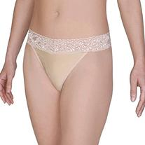 ExOfficio Give-N-Go Lacy Thong - Women's Nude Medium