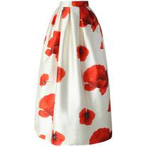 Chicwish Glamorous Poppy Full Maxi Skirt